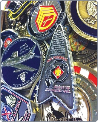 Custom Challenge Coins | Create Your Own | Free Shipping