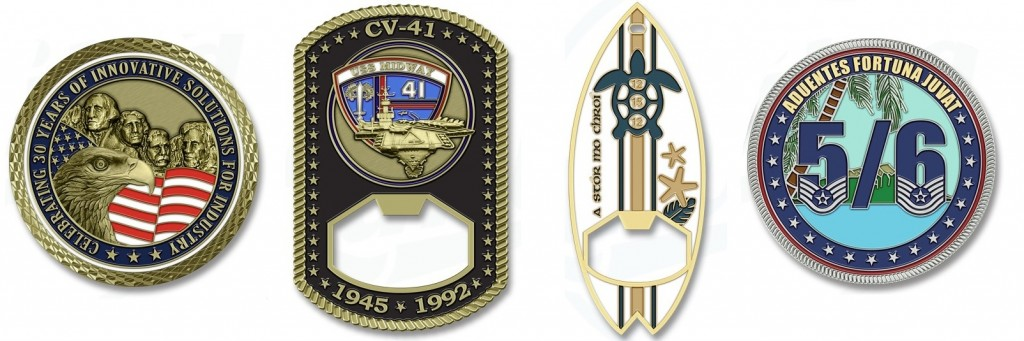 324th Intelligence Squadron Challenge Coin