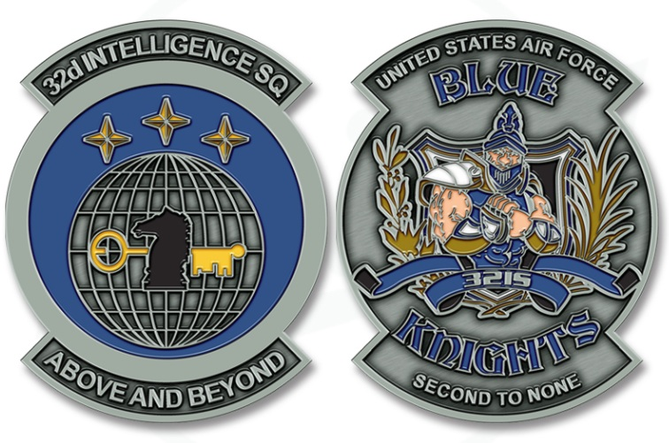 32d Intelligence Squad Air Force