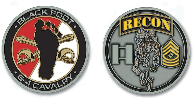 Coin Designs US Army