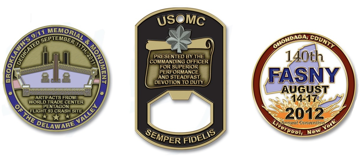 Military Command Coins 2