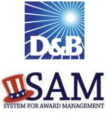 Dunn & Bradstreet SAM Registered
