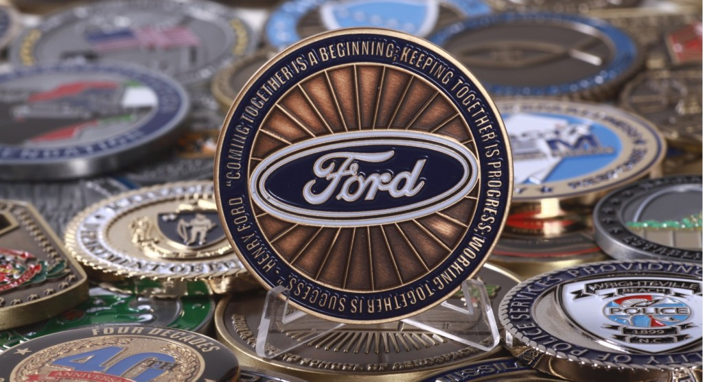 Ford Challenge Coin