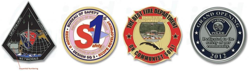 Guantanamo Bay Coin - FD