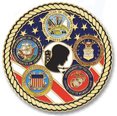 Liberty Manor Challenge Coin