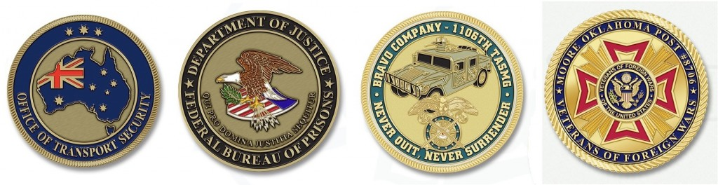VFW Challenge Coin