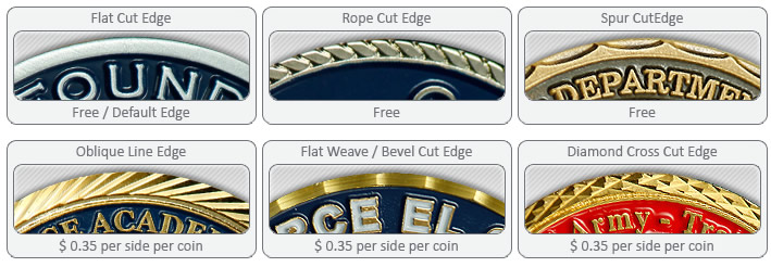 challenge coins edge options