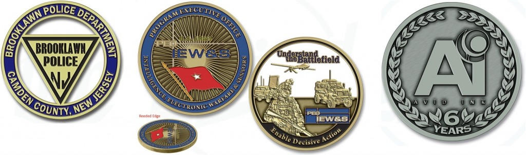 Camden County PD Coin 2