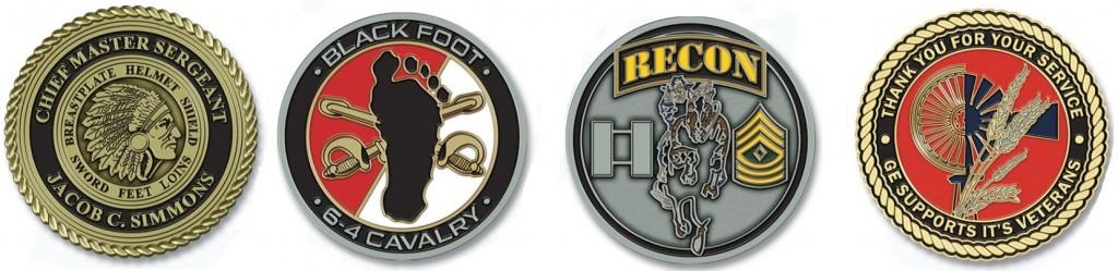 Chief Master Sergeant USAF Coins