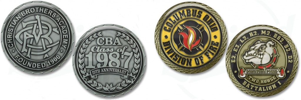 Christian Brotherhood Coin