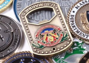 Dog Tag Challenge Coin